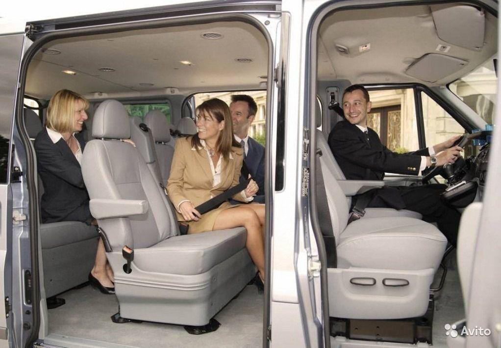 корпоративное такси