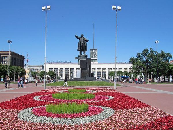 Такси Финляндский вокзал
