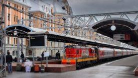 Московский возал