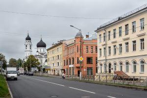 Такси Ломоносовский район